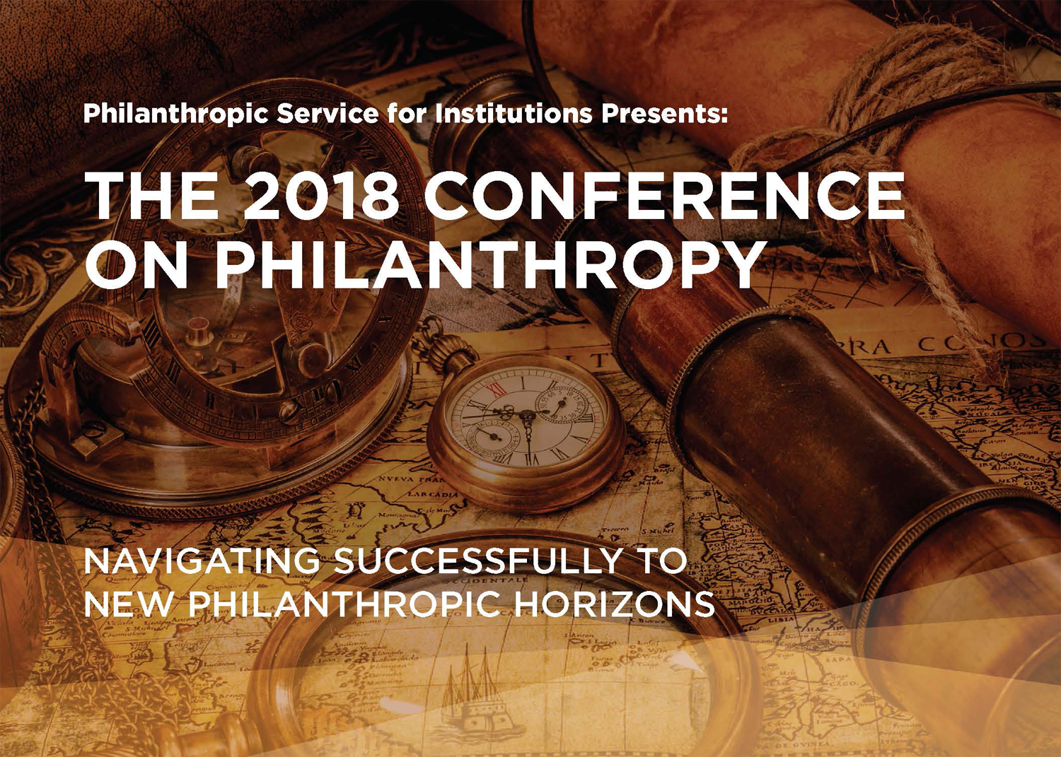 2018 Conference on Philanthropy