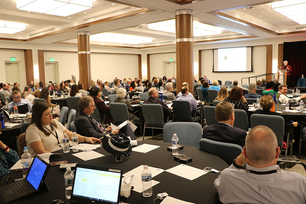 Dr. Wagner addresses the 2018 NAD HR Conference April 23rd and 24th at the North American Division Headquarters, Columbia, Maryland