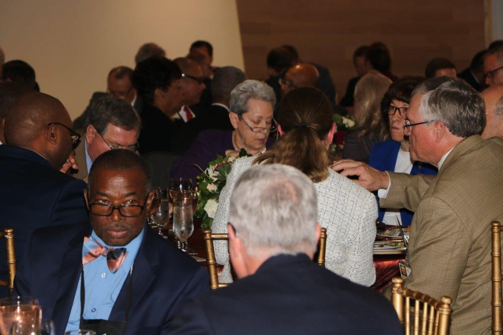 The 2018 President's Dinner. The event was Sunday Night November 4th during NAD Year-end.